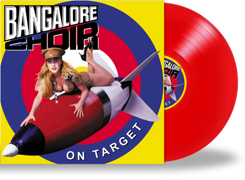 Bangalore Choir - On Target (Red LP)