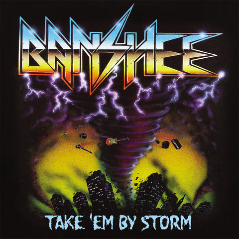 Banshee - Take Em By Storm (CD)