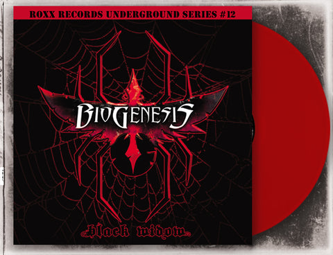 BioGenesis - Black Widow (Red LP)