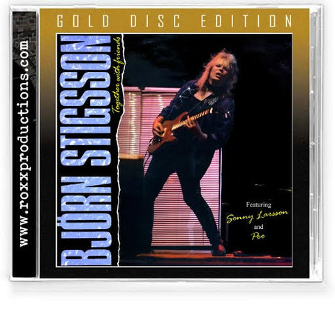 Bjorn Stigsson - Together With Freinds (Gold CD Remaster 2021)