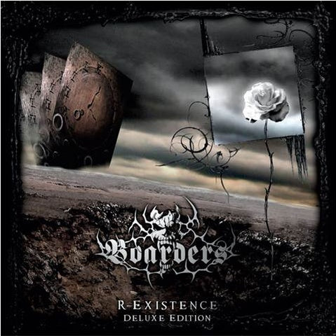 Boarders - R-Existence [CD]