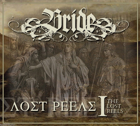 Bride - Lost Reels I [CD]