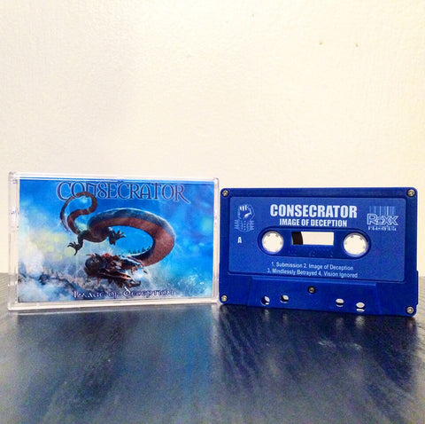 Consecrator - Image of Deception (Cassette)
