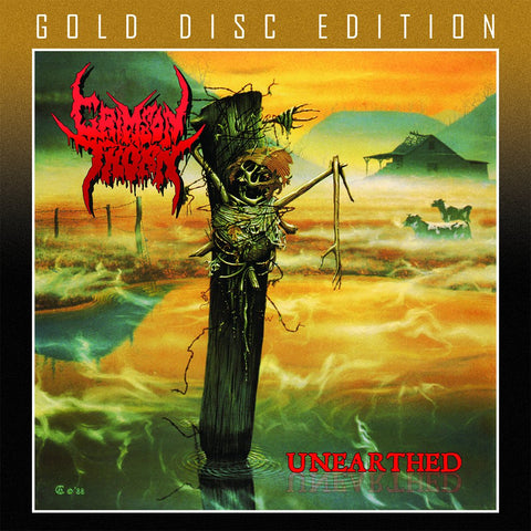 Crimson Thorn - Unearthed & Plagued (GOLD DISC)