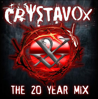 Crystavox - The 20 Year Mix [CD/DVD]