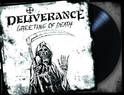 Deliverance - Greetings of Death (LP)