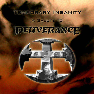 Deliverance - Temporary Insanity [Tribute] [CD]