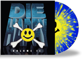 Die Happy - Volume II (Splatter Vinyl)
