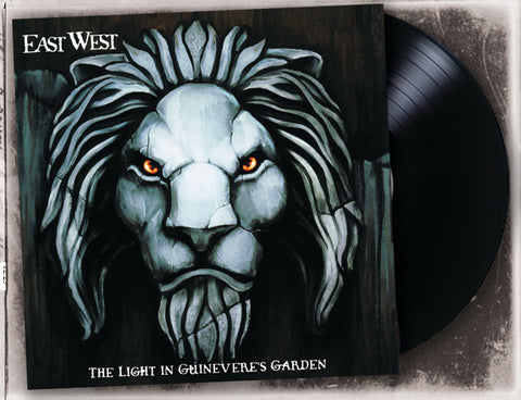 East West - Light In Guinivere's Garden (Black LP)