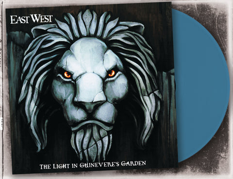 East West - Light In Guinivere's Garden (Gray/Black Swirl LP)