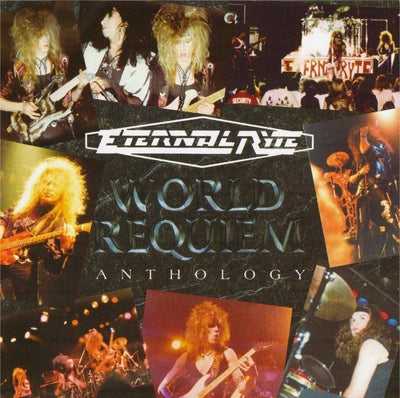 Eternal Ryte - World Requiem [CD]
