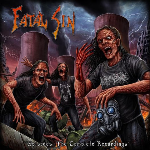 FATAL SIN - Episodes: The Complete Recordings (CD+DVD Deluxe Edition) 2020