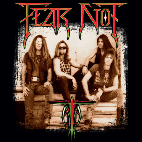Fear Not - Fear Not [Black LP]