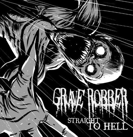 Grave Robber - Straight to Hell [CD]