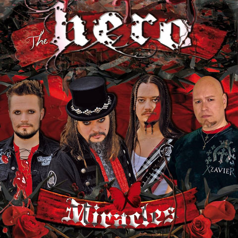 HERO , The - Miracles [CD]