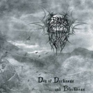 Fire Throne - Day of Darkness and Blackness [CD]