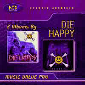 Die Happy - Die Happy/Volume II [KMG CD]
