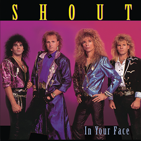 Shout - In Your Face [CD]