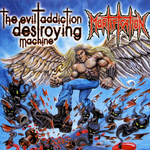 Mortification - Evil Addiction Destroying Machine [CD]