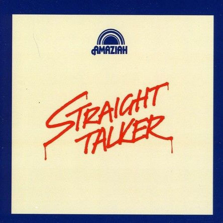 Amaziah - Straight Talker [CD]