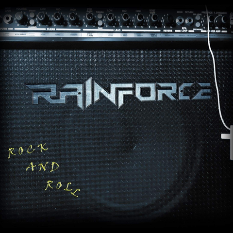Rainforce - Rock and Roll [CD]