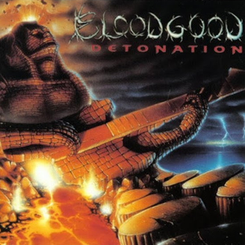 Bloodgood - Detonation [CD]