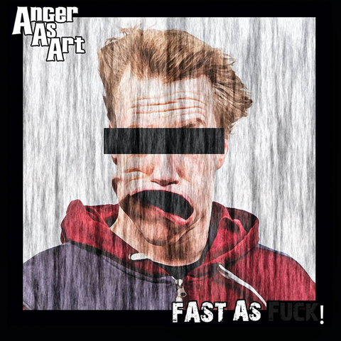 Anger As Art - Fast as **** [CD]