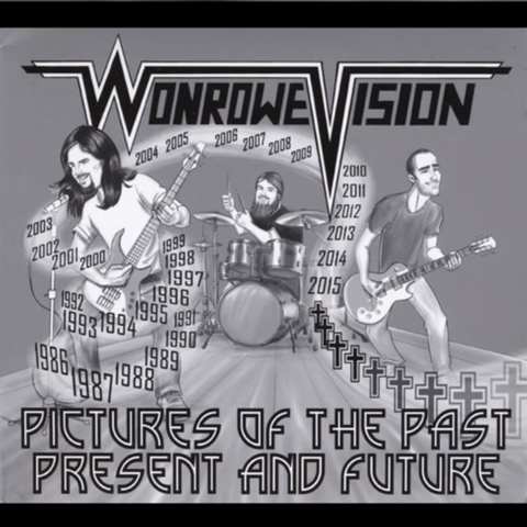 WonRowe Vision - Pictures of The Past Present And Future [CD]