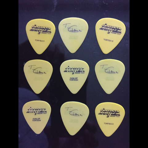 Stryper - Tim Gaines Guitar Pick [Merch]