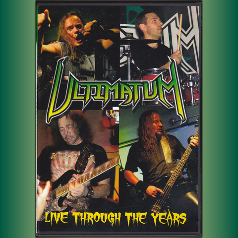 Ultimatum - Live Through The Years [DVD]