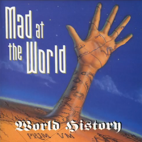 Mad at the World - World History [CD]
