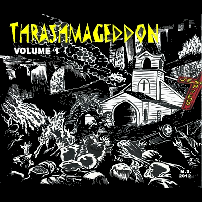 Thrashmageddon Volume I [Compilation] [CD]