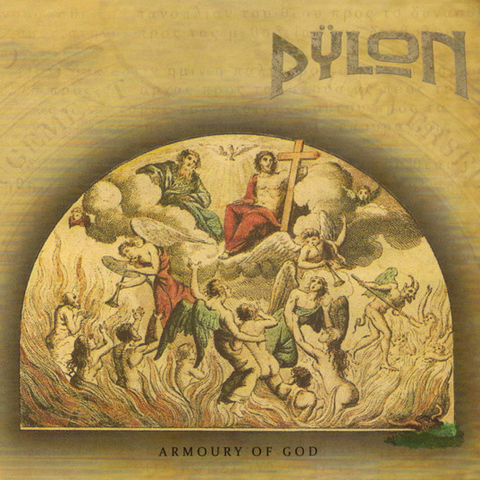 Pÿlon - Armoury of God [CD]