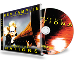 Ken Tamplin - Wake the Nations (CD, 2021 Girder Records, Remastered)