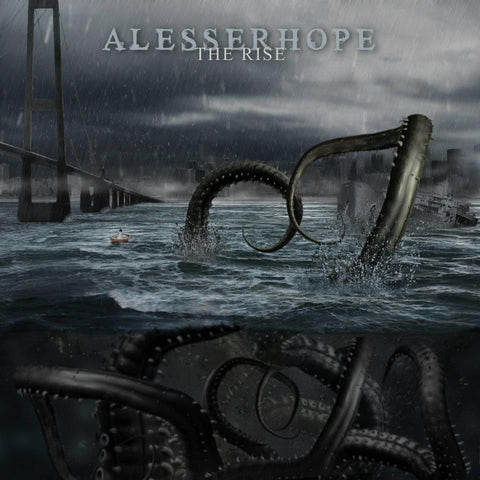 A Lesser Hope - The Rise [CD]