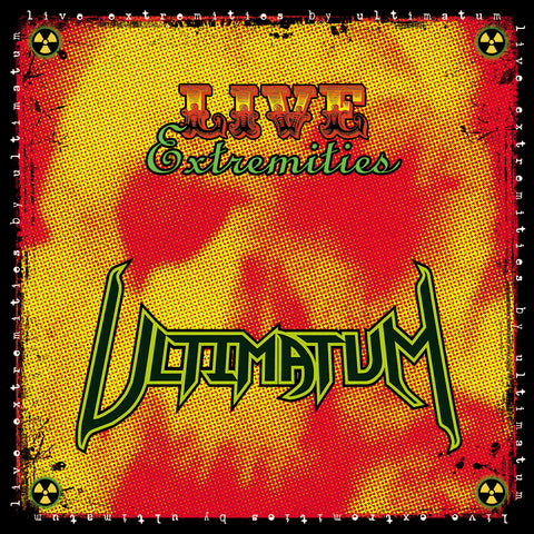 Ultimatum - Live Extremities (CD)