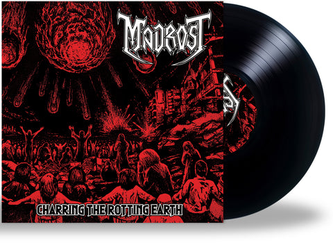 Madrost - Charring The Rotting Earth (LP)