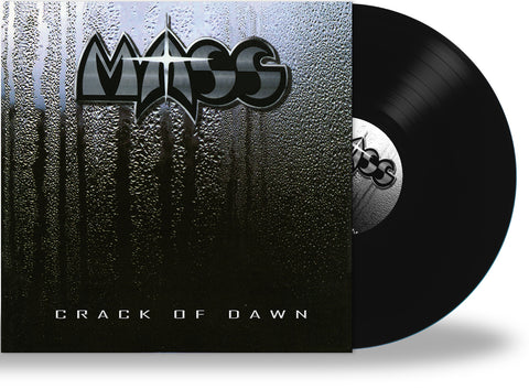 MASS - Crack of Dawn (Black LP) 2020