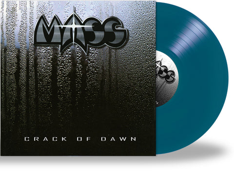 MASS - Crack of Dawn (Teal LP) 2020