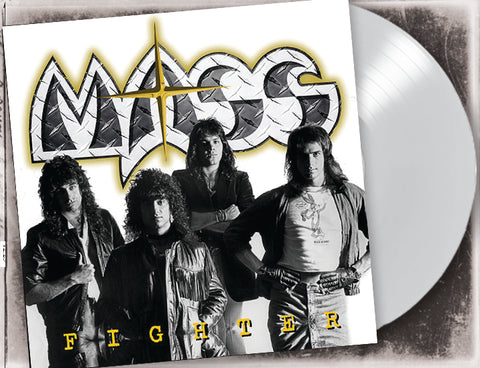 Mass - Fighter [White LP]