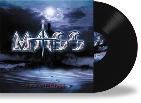 MASS - Sea Of Black (Black LP) 2020