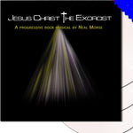 NEAL MORSE - Jesus Christ The Exorcist - LTD Gatefold WHITE 3-LP, 180gr