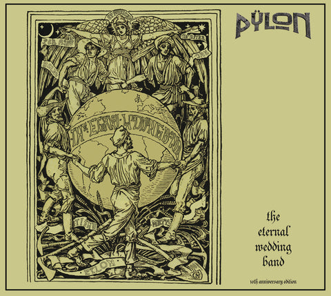 Pÿlon - The Eternal Wedding Band [CD]