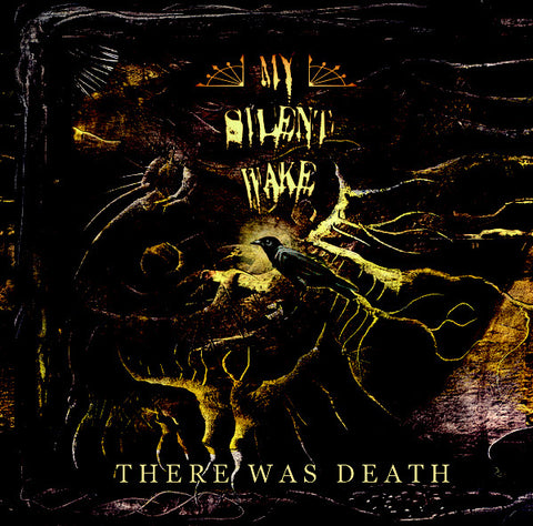 My Silent Wake - There Was Death [CD]