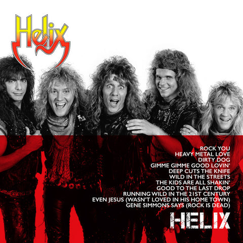Helix - Icon [CD]