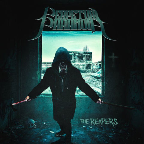 Perpetual Paranoia - The Reapers [CD]