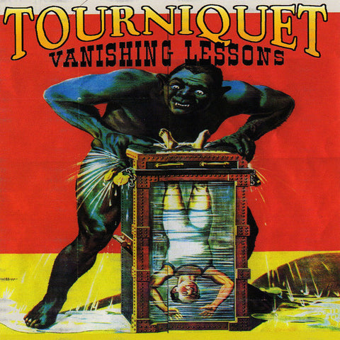 Tourniquet - Vanishing Lessons- Signed [Smoke LP]