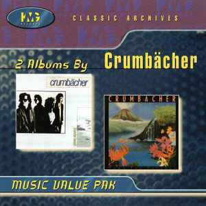 Crumbacher - Thunder Beach/Tame the Volcano [CD]