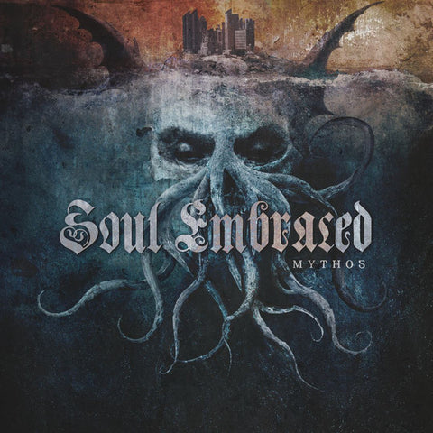 Soul Embraced - Mythos [CD]