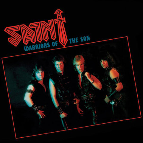 Saint - Warriors of the Son [CD]